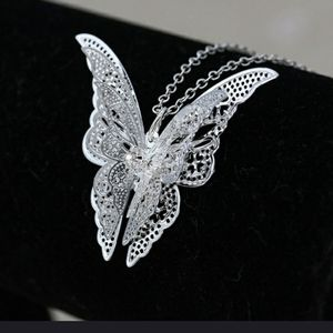Angelic Butterfly Necklace